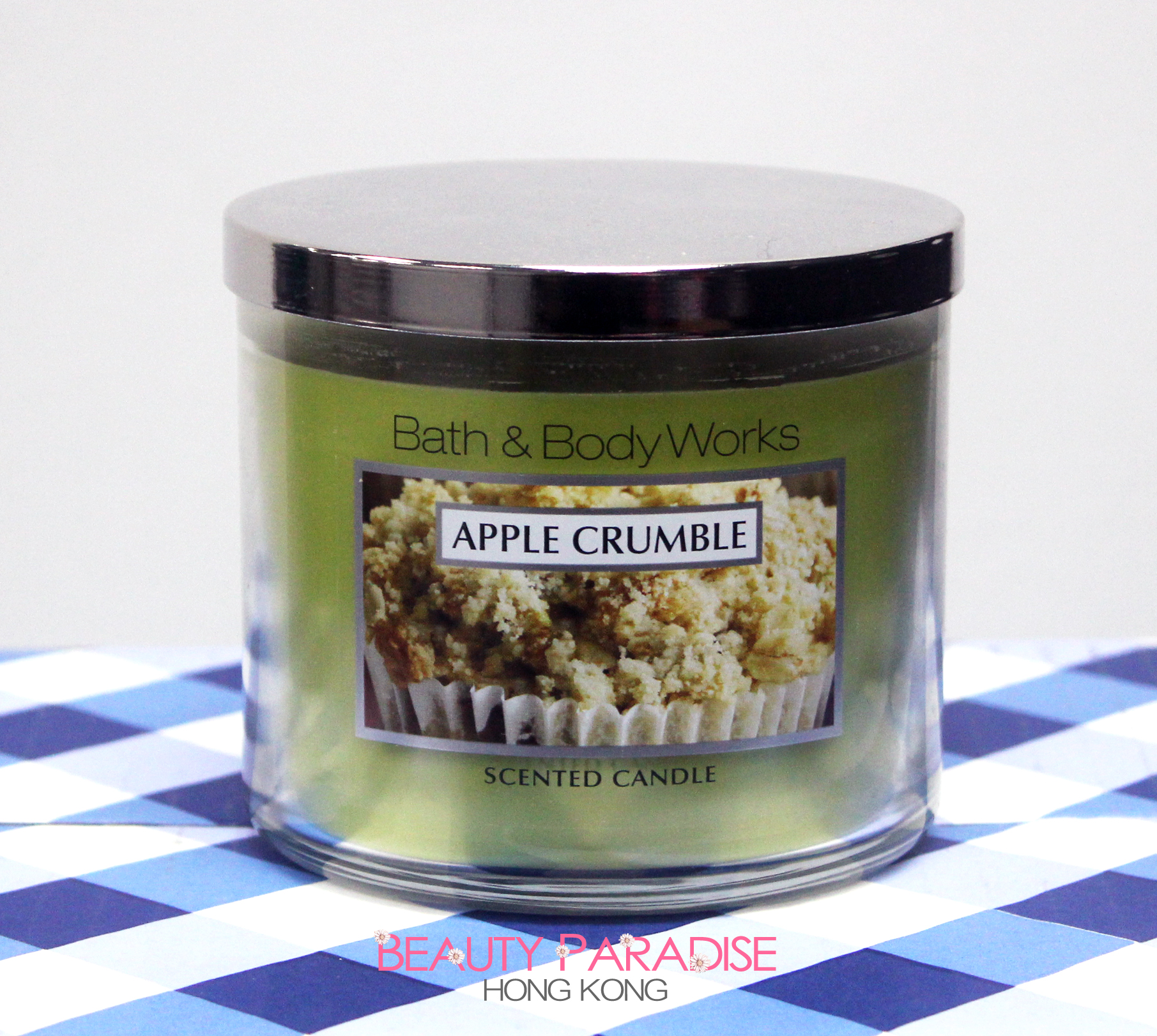 3-Wick Candle - Apple Crumble /411g