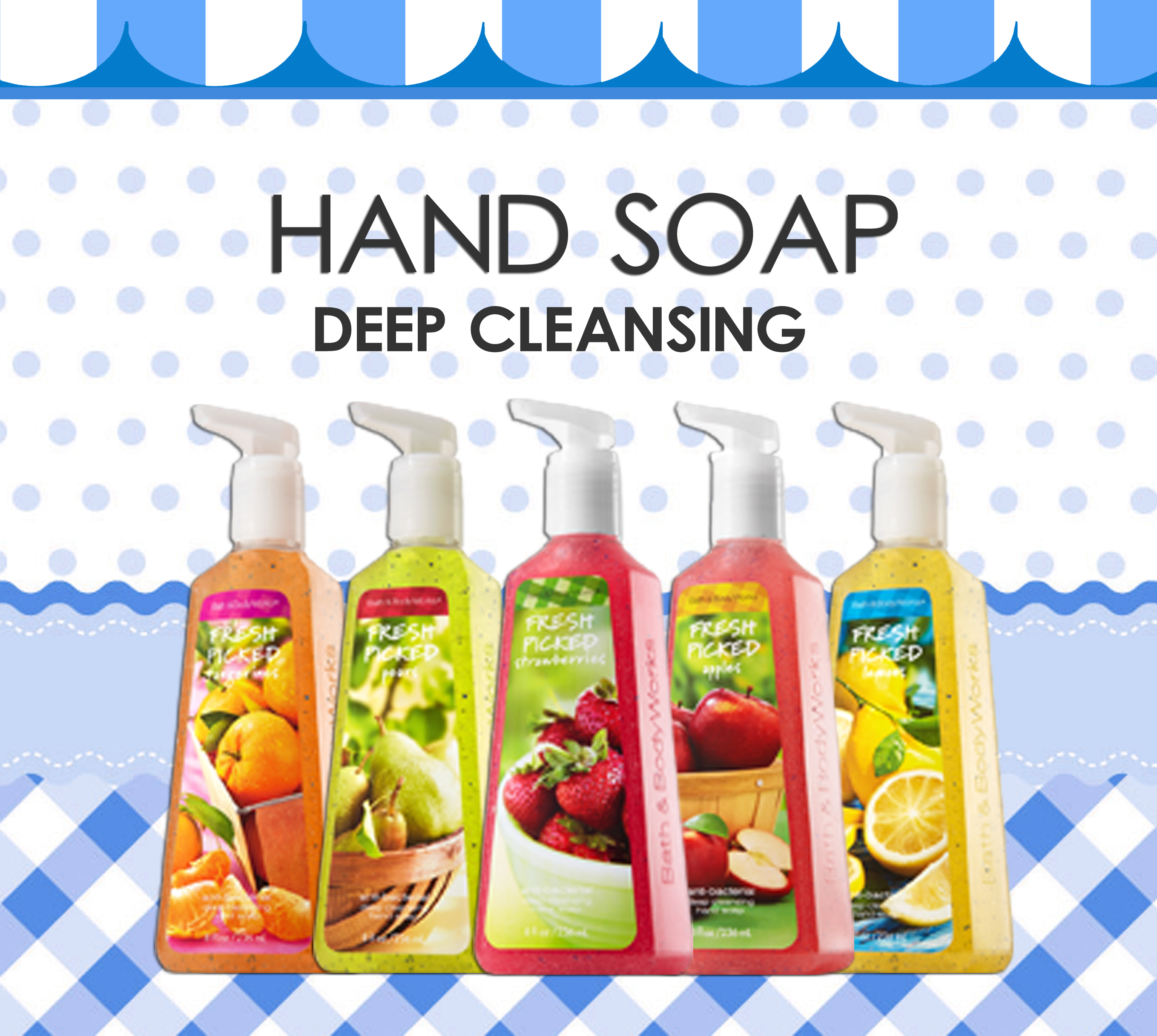 Anti-Bacterial Hand Soap (Deep Cleansing)