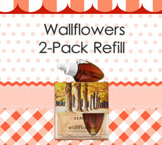 Wallflowers 2-Pack Refill