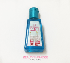 Sanitizing Hand Gel - Cocktails & Confetti /29ml