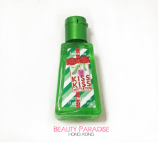Sanitizing Hand Gel - Kiss Kiss Mistletoe /29ml