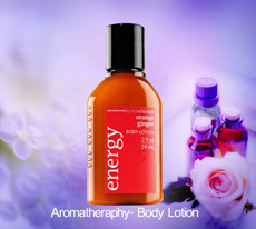 Aromatherapy - Body Lotion(Travel Size) - Energy - Orange Ginger  /59ml