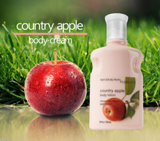 Body Lotion - Country Apple /236ml