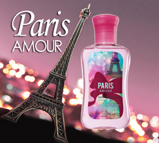 Shower Gel (Travel Size) - Paris /88ml