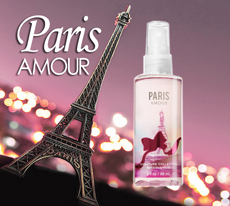Fragrance Mist (Travel Size) - Paris /88ml
