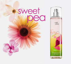 Fragrance Mist - Sweet Pea /236ml