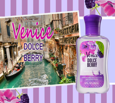 Shower Gel (Travel Size) - Venice Dolce Berry /88ml