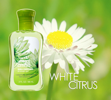 Shower Gel (Travel Size) - White Citrus /88ml