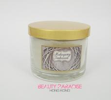 Mini Candle White Barn Mahogany Teakwood 36g Br