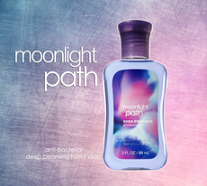 Shower Gel (Travel Size) - Moonlight Path /88ml